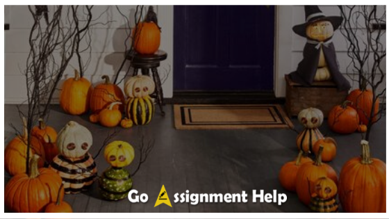 halloween-decoration-goassignmenthelp