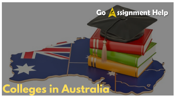 colleges in australia