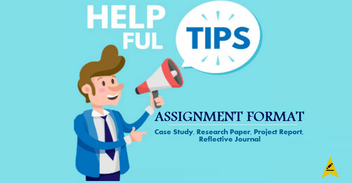 Assignment Formats