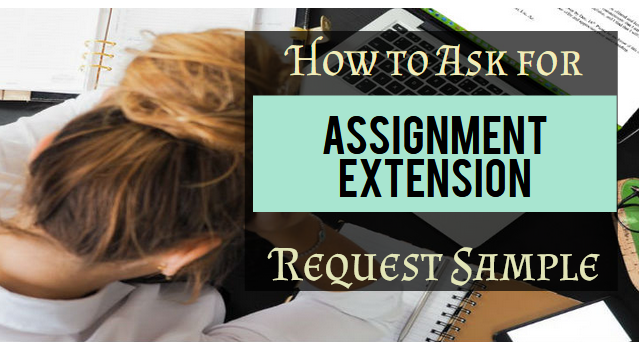 Assignment Extension Request