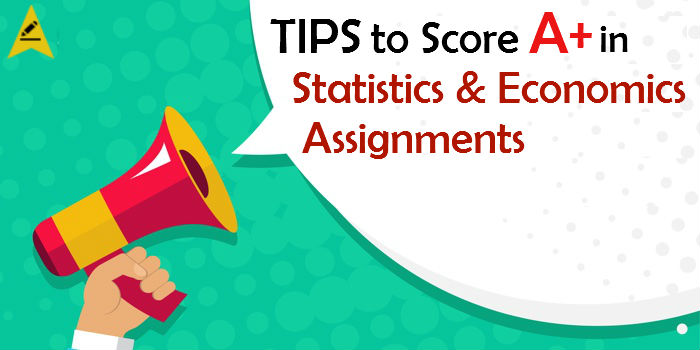 Statistics and Economics Assignments