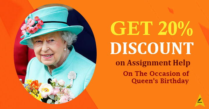 Discount on Queens Birthday