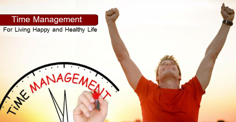 time management for happy lifestyle